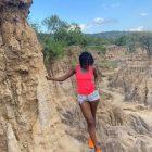 sagana canyon